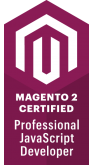 Magento 2 Certified Professional JavaScript Developer