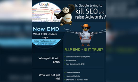 Is an Exact Match Domain (EMD) Name Right for You After Google EMD Update?