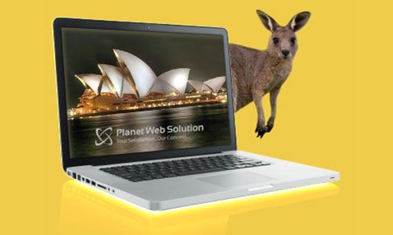 High Hopes for the New Voyage/ Planet Web on Australian Safari