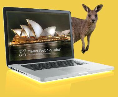 Planet Web on Australian Safari