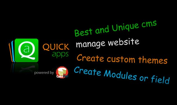 Quick Apps CMS – A Powerful Content Management System