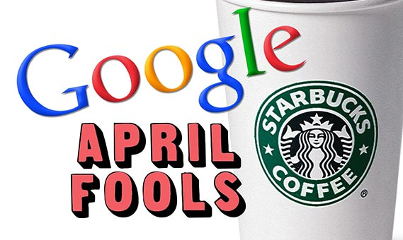 Funny April Fool pranks by Google!