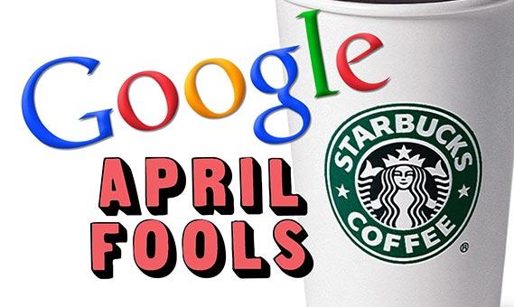 Funny April Fool pranks by Google!