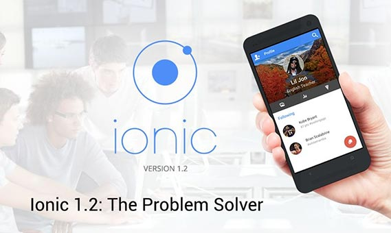 Ionic 1.2: Making the Mobile App Developers Life Easier