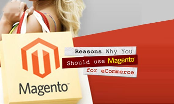 Reasons to Opt for Magento for your Ecommerce Website Development