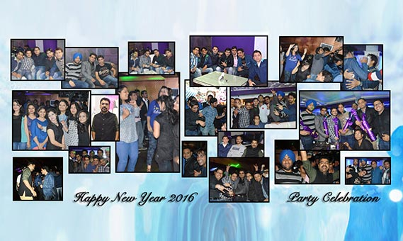 How Planet Web Solutions Celebrated its New Year!
