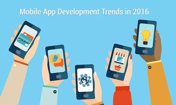 Mobile Application Development Trends to Look Out for in 2016