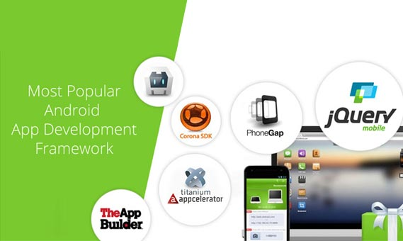 Top 5 Android Application Development Frameworks in 2016