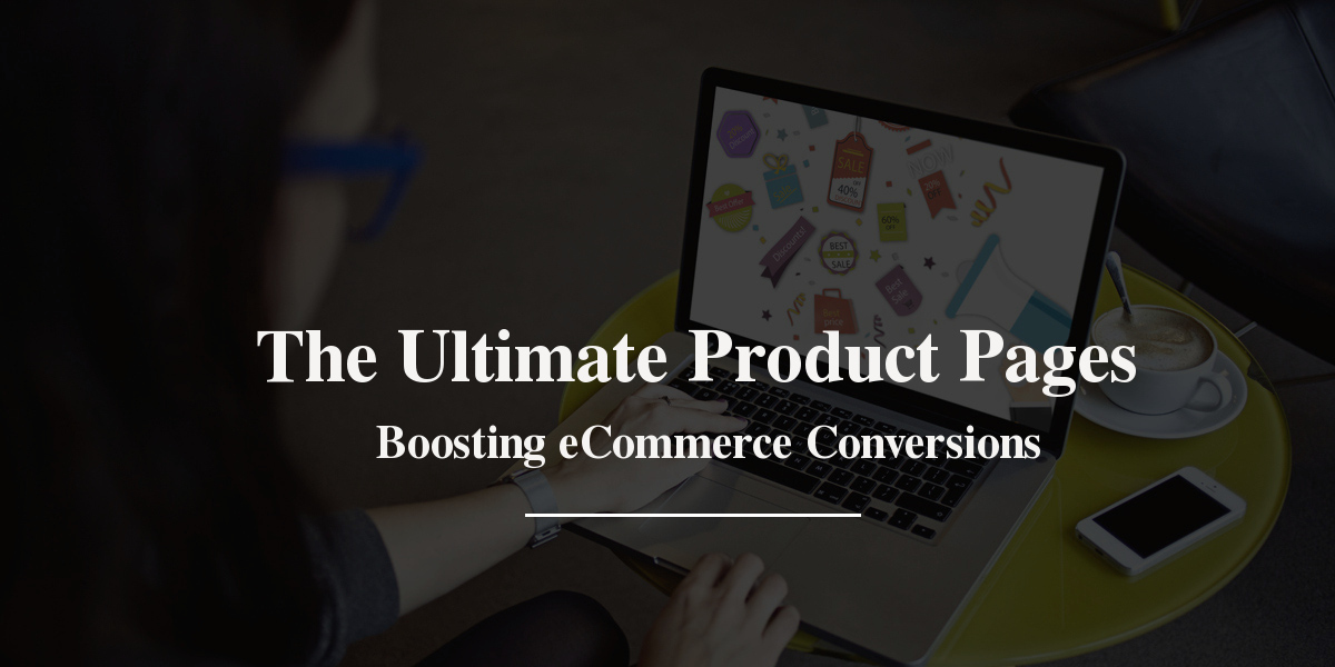 eCommerce Product Page optimization