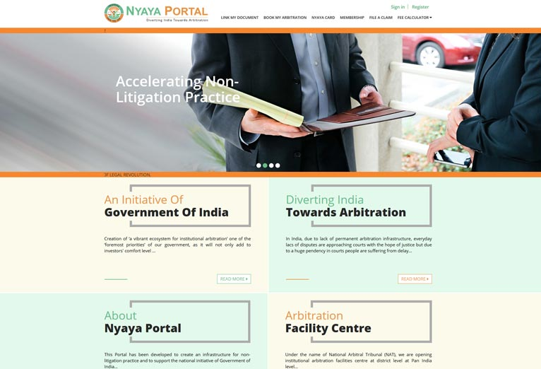 Nyaya Portal