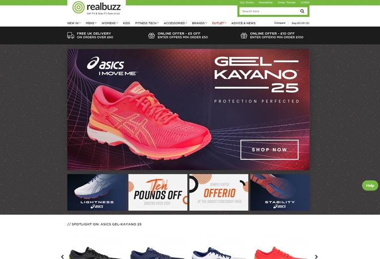 Realbuzz Store