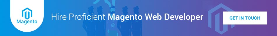 Hire Magento Web Developer