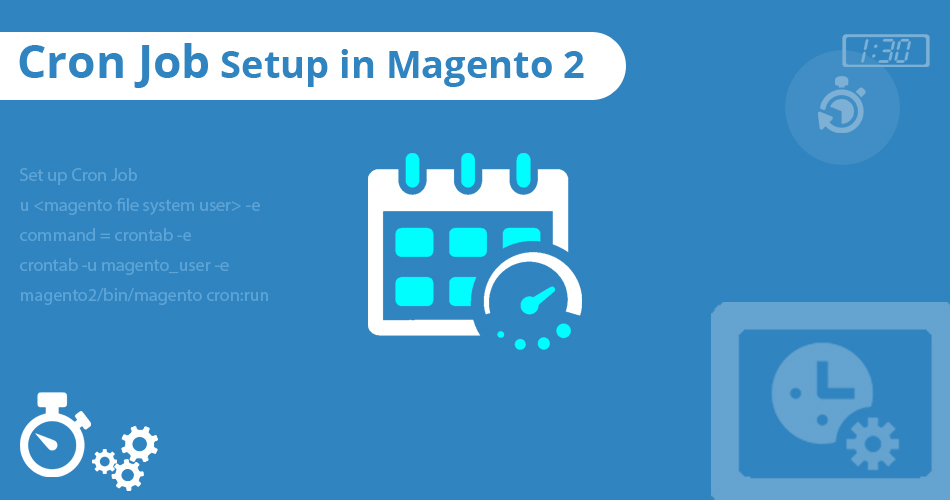 How to Setup Cron Job in Magento 2