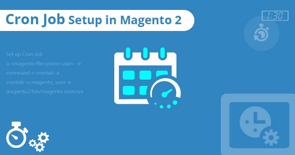 How to Setup Cron Job in Magento 2