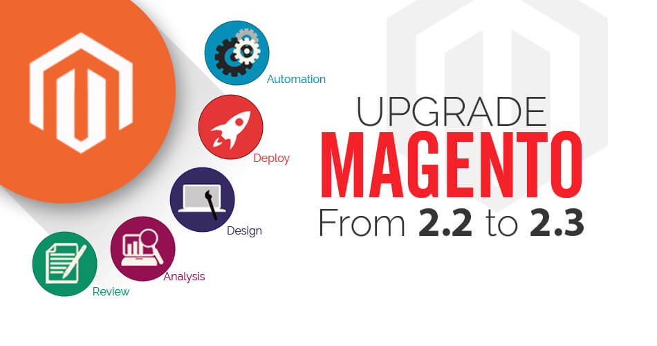 How to Upgrade from Magento 2.2 to Magento 2.3?