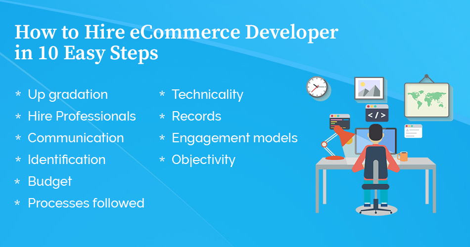 Hire eCommerce Developer