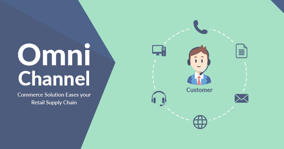 How Omni-Channel Commerce Solution Eases your Retail Supply Chain