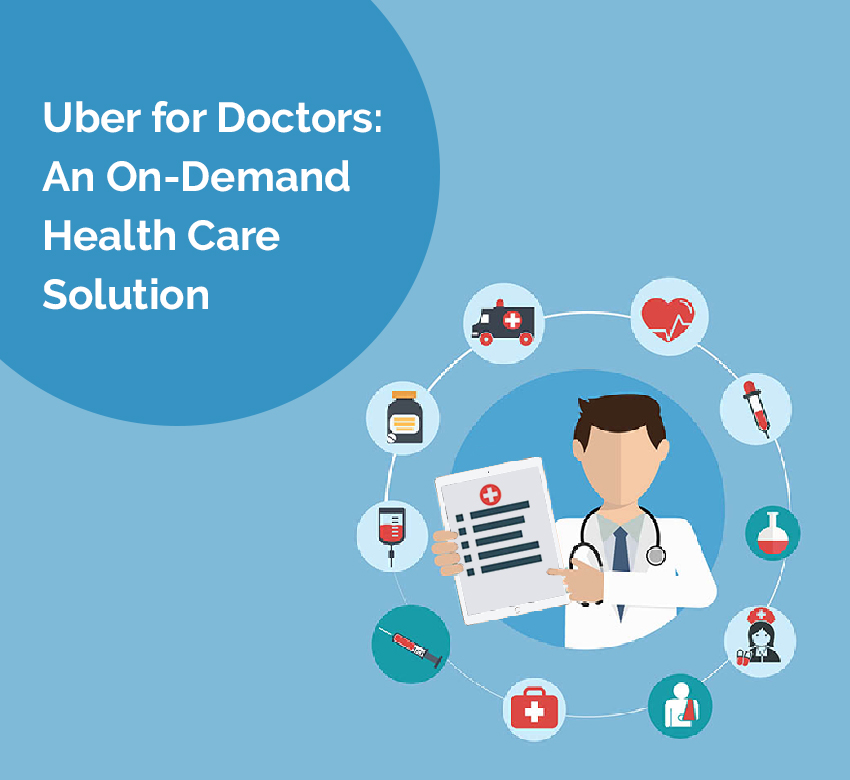 Uber for Doctors: An On-Demand Health Care Solution