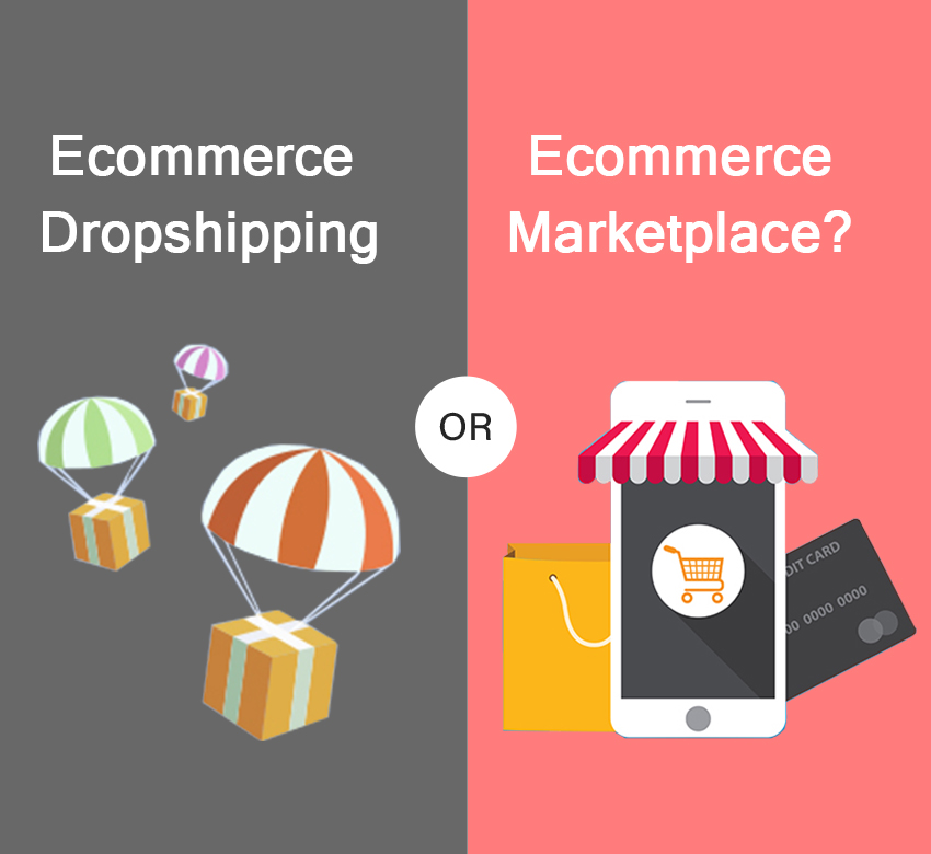 Ecommerce Dropshipping OR Ecommerce Marketplace?