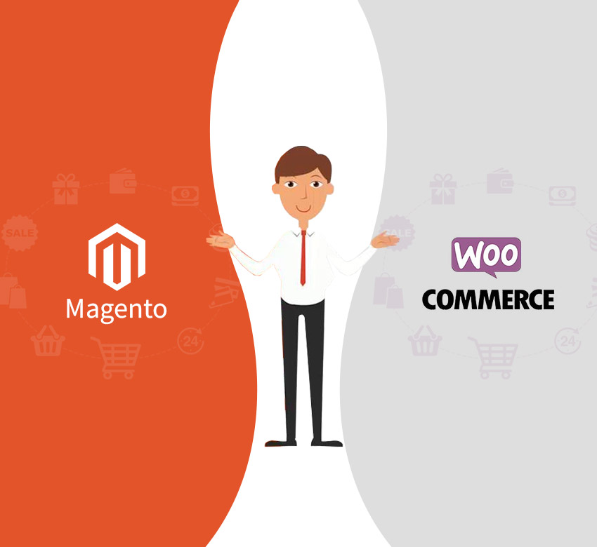 Magento or WooCommerce: Choose the Right CMS for your Online Shop