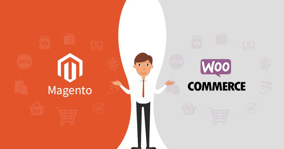 Magento or WooCommerce