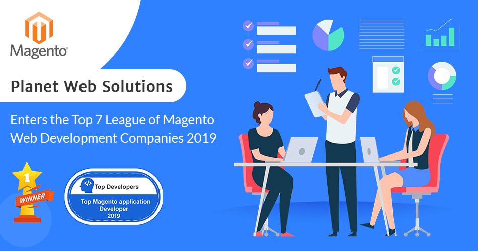 Top 7 Magento web Development companies