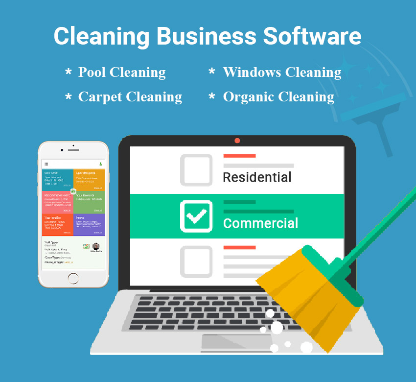 How much does it cost to build a Cleaning Business Software?