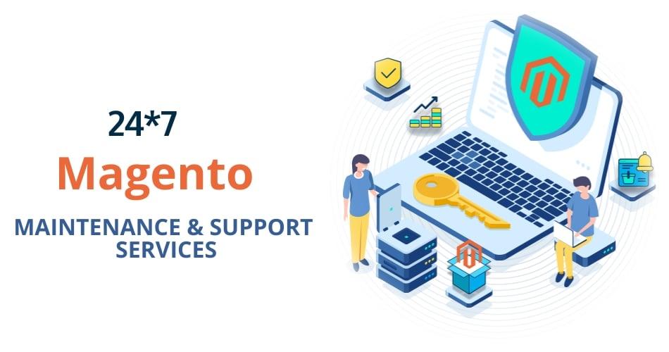 Magento Maintenance Services