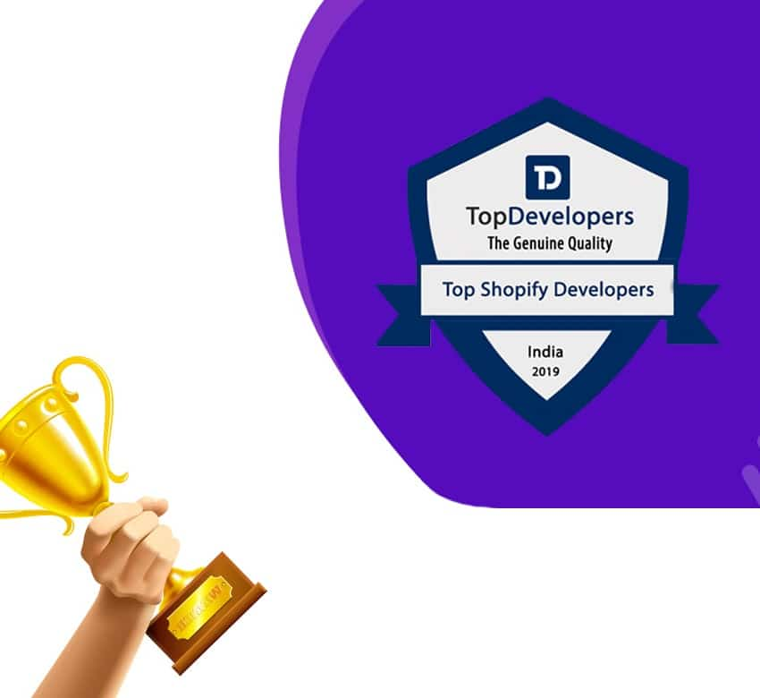 Announcement: Planet Web Solution holds 5th position in top Shopify Development Company 2019 in India