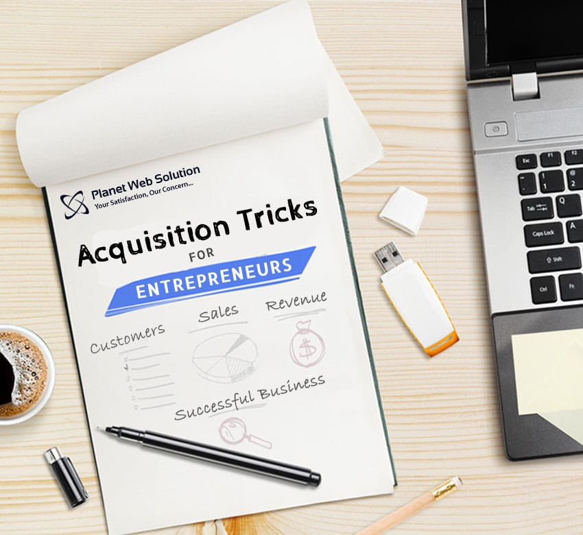 Customer Acquisition tricks for eCommerce Entrepreneurs