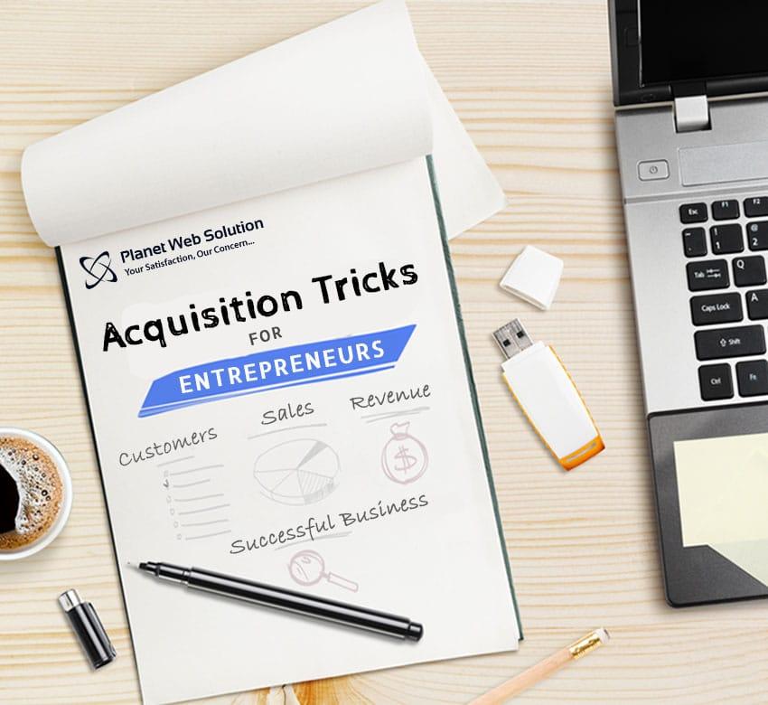 Customer Acquisition tricks for eCommerce Entrepreneurs