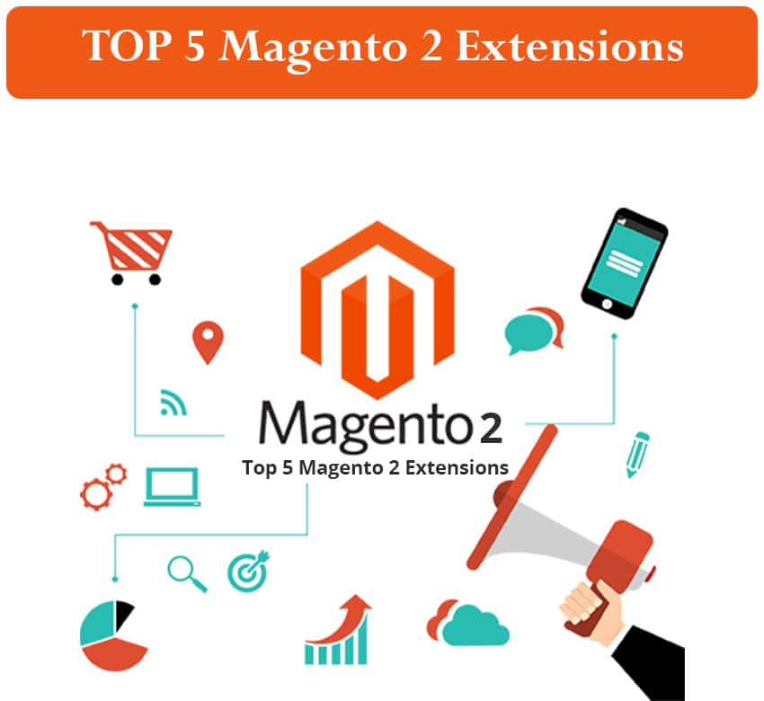 Top 5 Magento 2 Extensions for your E-commerce Website in 2020