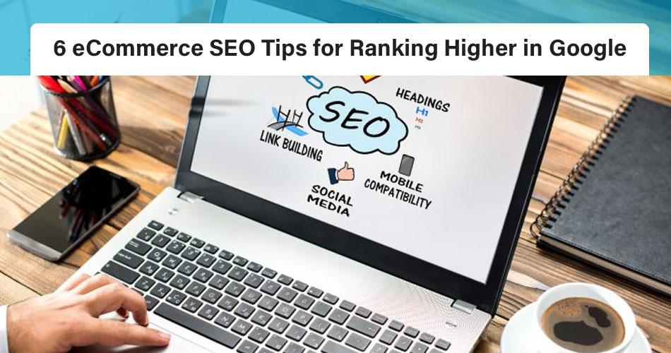 SEO Tips for Ranking Higher in Google