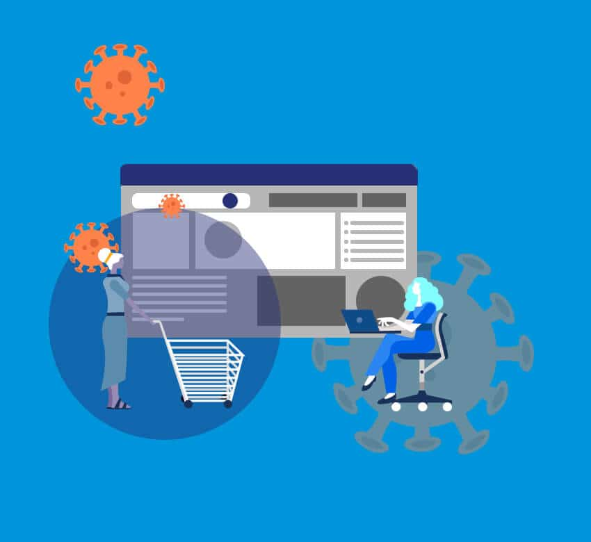 How COVID-19 is affecting eCommerce business?