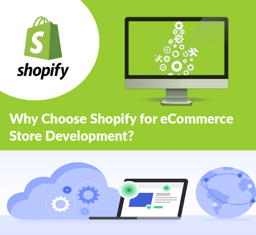 Why Choose Shopify for eCommerce Store Development?
