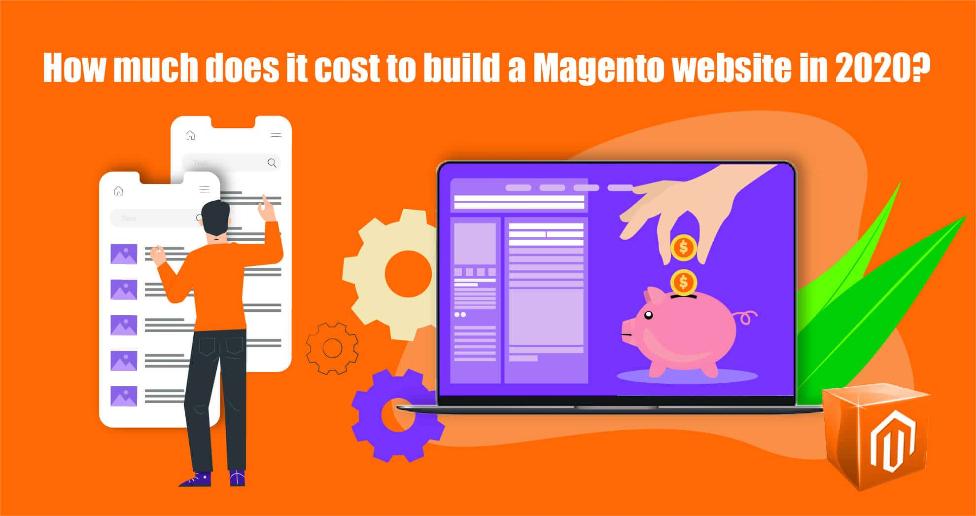 How much does it cost to build a Magento website in 2020