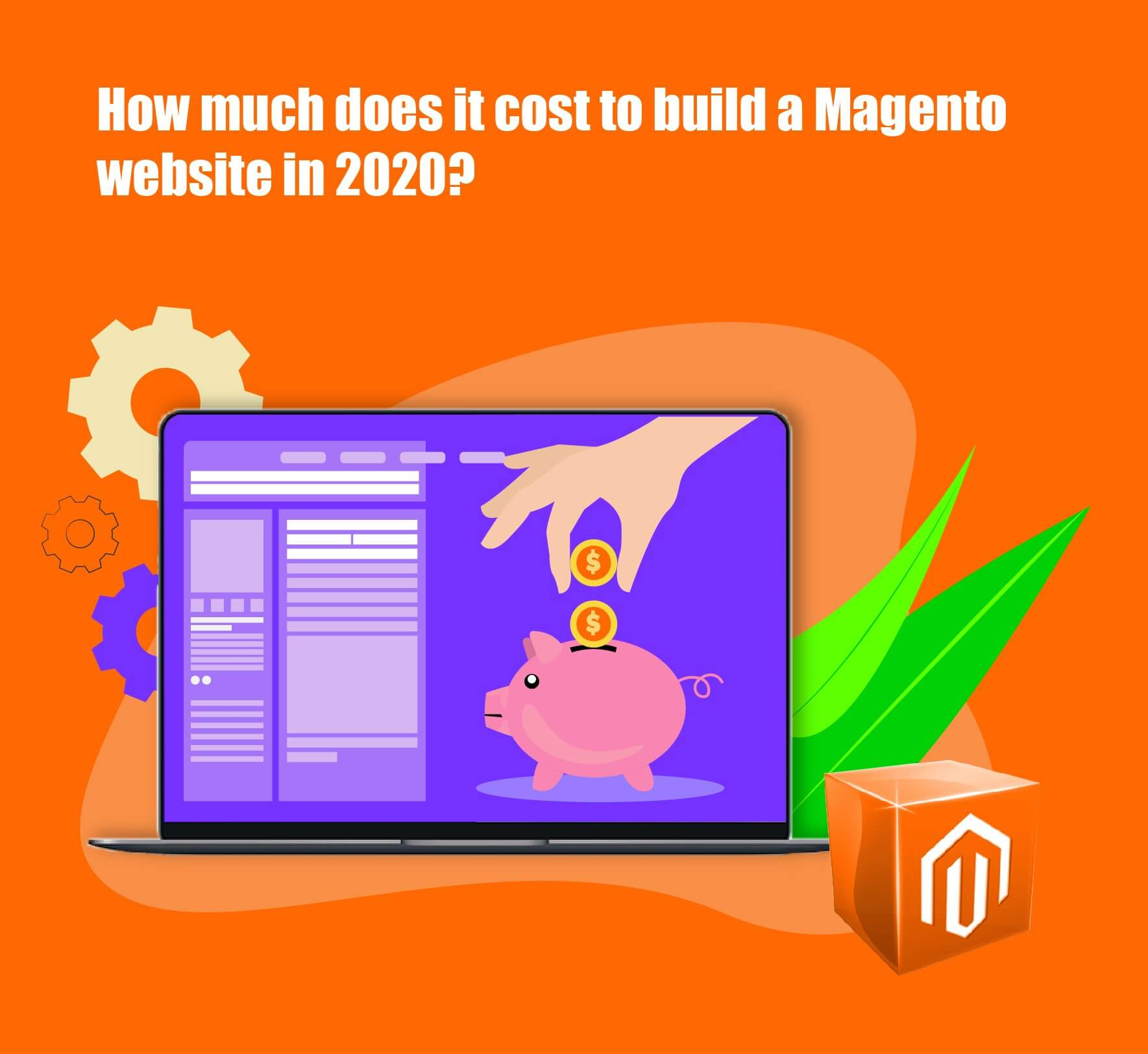 How much does it cost to build a Magento website in 2020?