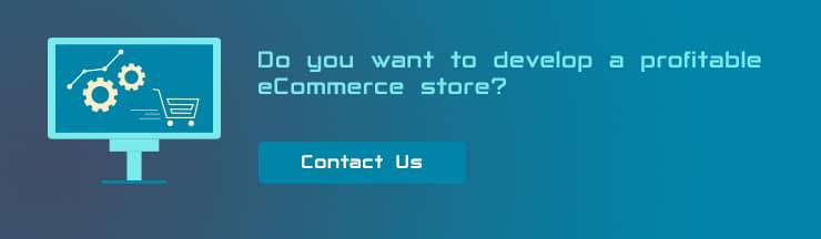Develop Ecommerce Store