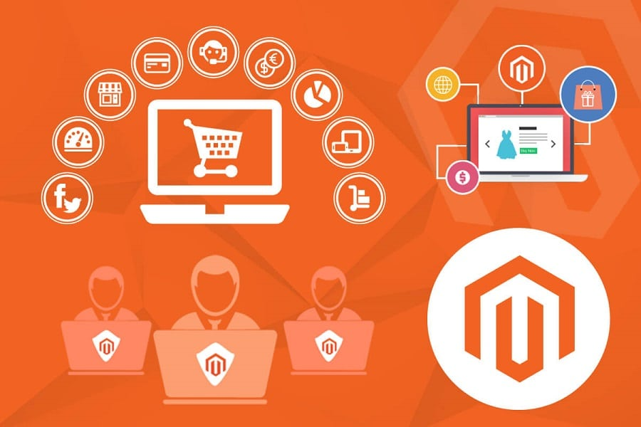Why Magento is Considered The Best For e-Commerce Development?