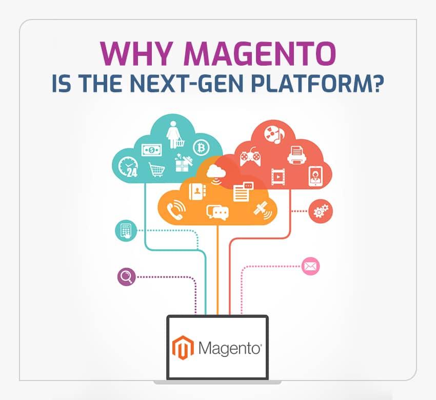 Why Magento is the Next-Gen Platform?